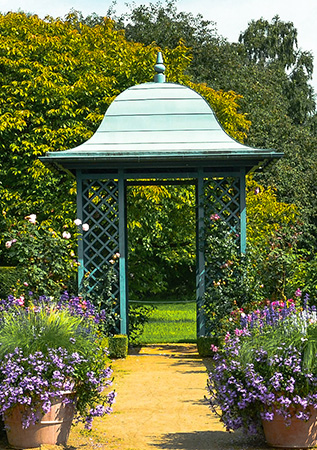 Gartenpavillon Wallingford