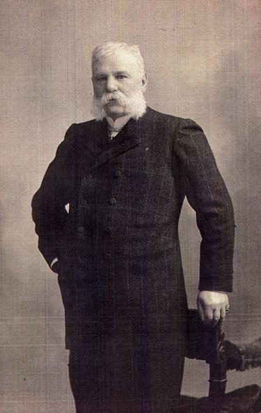 Rosenzüchter Jules Gravereaux 1844 - 1916