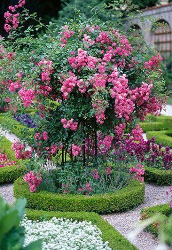 pflanzen rosenst tzen classic garden elements de. Black Bedroom Furniture Sets. Home Design Ideas