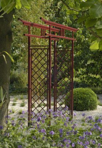 torbogen torii japan garten japanstyle