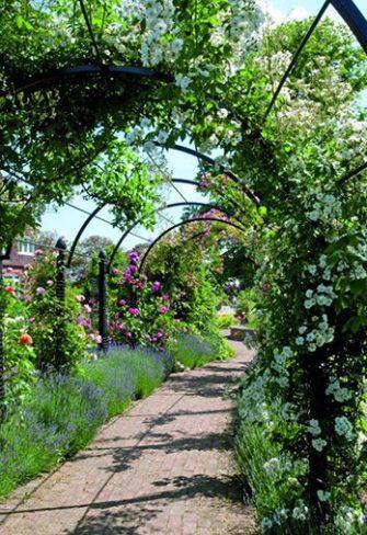 Laubengang St. Albans Classic Garden Elements