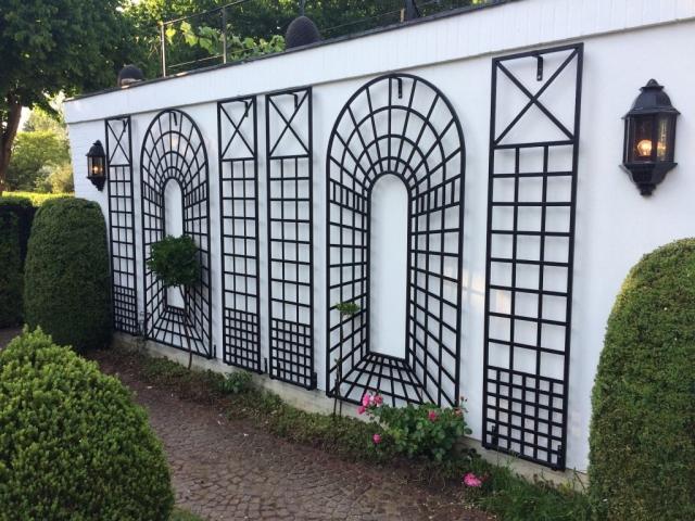 Wandspalier aus Metall vom Hersteller