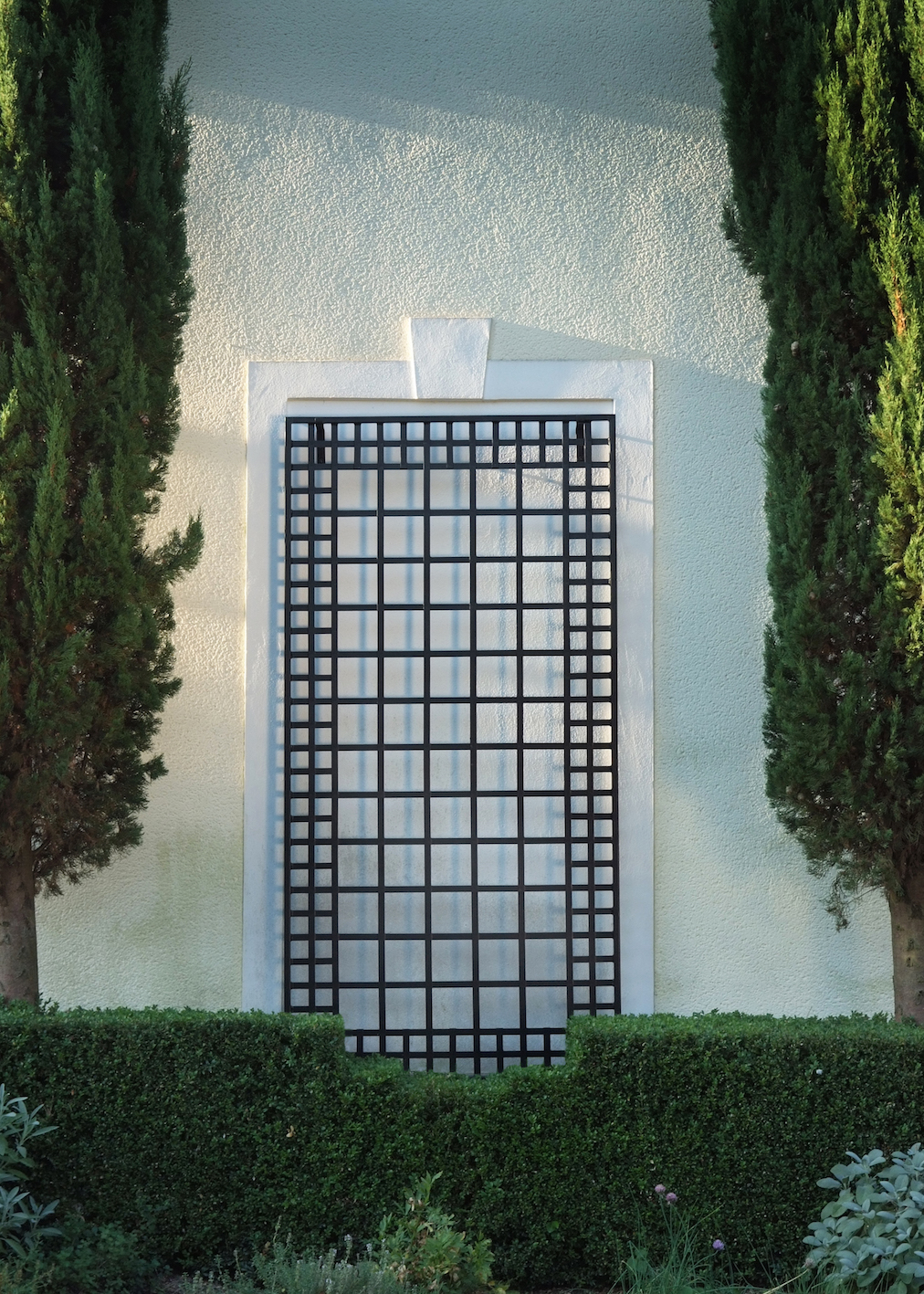 Wand Rankgitter nach Wunschgröße Fertigung durch Hersteller