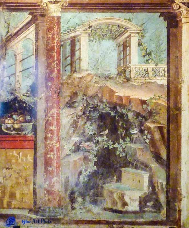 Fresco Villa Boscoreale