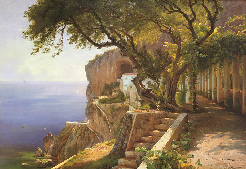 Pergola at Amalfi