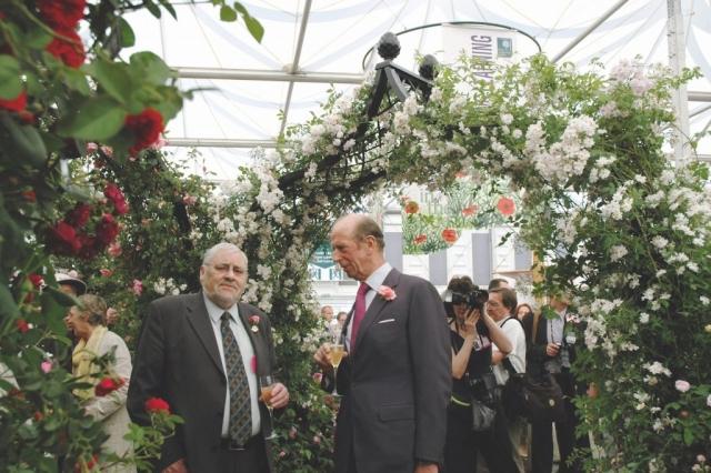 Chelsea Flower Show Pressetag Besucher
