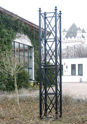 Rankobelisk Rosenstele Eltville Metall