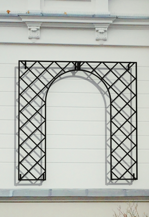 Treillage Spalier 200 x 30 cm