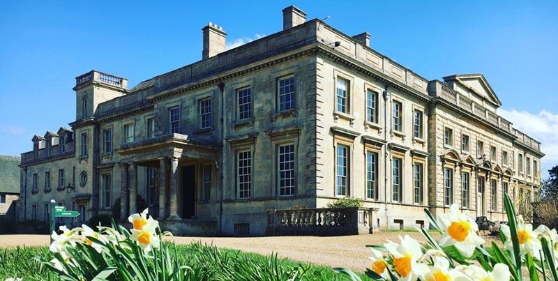 Englischer Herrensitz Lamport Hall