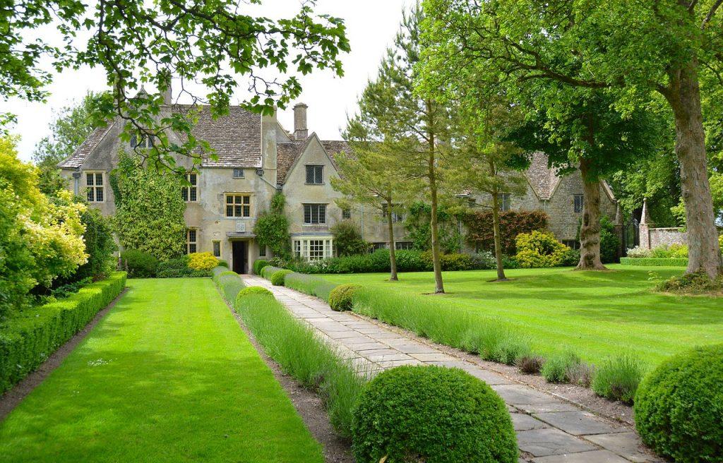 England Ist Das Land Der Gartner Classic Garden Elements
