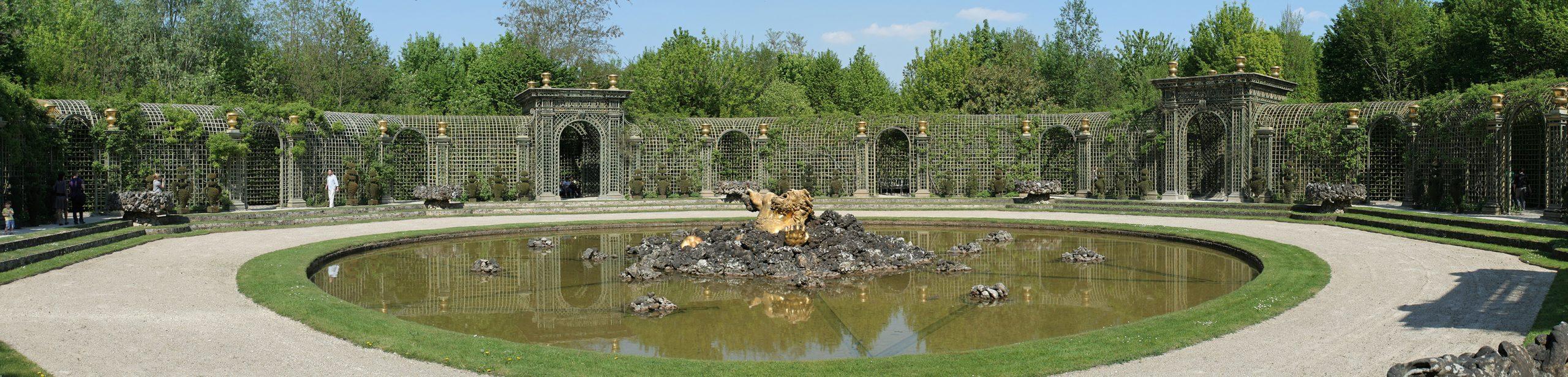 Versailles Treillage LOUIS IV