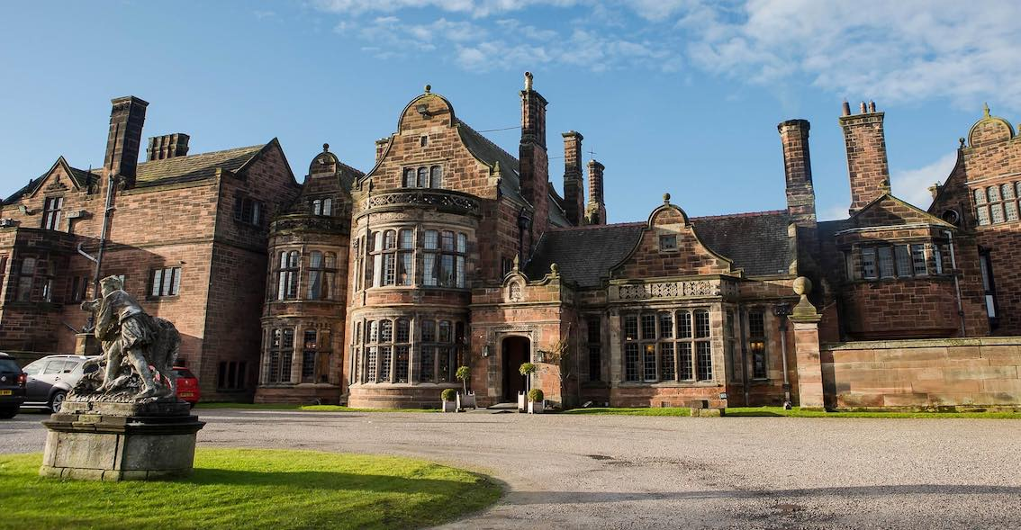 Thornton Manor England